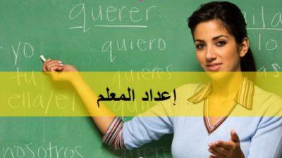 Teacher Training Program in Arabic