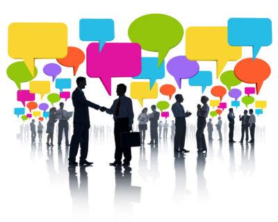 مهارات فن الاتصال والتواصل مع الآخرين
