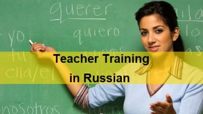 Teacher Training Program in Russian