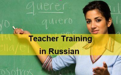 Teacher and Training Program (TTP) Russian
