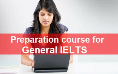 Preparation Course For General IELTS