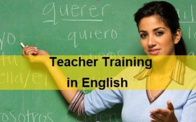 Teacher and Training Program (TTP) English