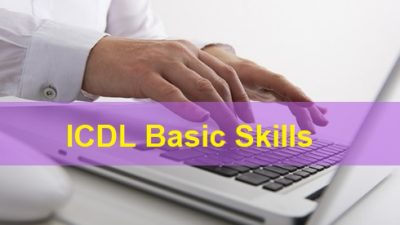 ICDL Basic Skills Certification