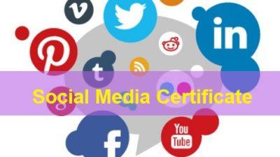 Social Media in English