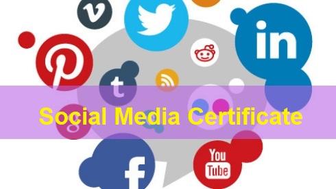 ICDL SOCIAL MEDIA Course