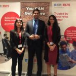 launch event of Computer Delivered IELTS in UAE