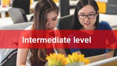 Intermediate English