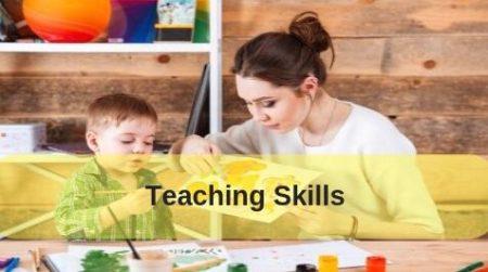 Teaching Skills
